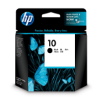 HP 10 Original Black 1 pc(s)