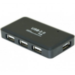 Hypertec 21112-HY USB 2.0 Mini-B 480 Mbit/s Black