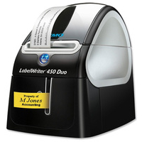 DYMO LabelWriter 450 Duo label printer Direct thermal / Thermal transfer 600 x 300 DPI