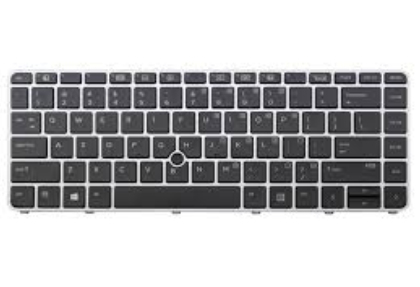 HP 836307-031 notebook spare part Keyboard
