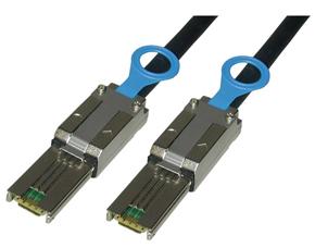 Lindy SAS/SATA II Multilane InfiniBand cable
