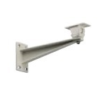 Axis VT Wall Bracket with Ball Joint, WBJA Silver flat panel wall mount