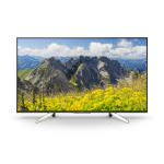 "SONY Bravia 55"" QFHD Premium 4K (3840 x 2160), Edge LED, HDR, Android, Portrait, 17/7hrs, X-Reality"