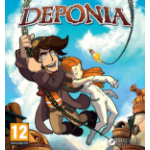 Daedalic Entertainment Deponia Mac/PC Basic Mac/PC Videospiel