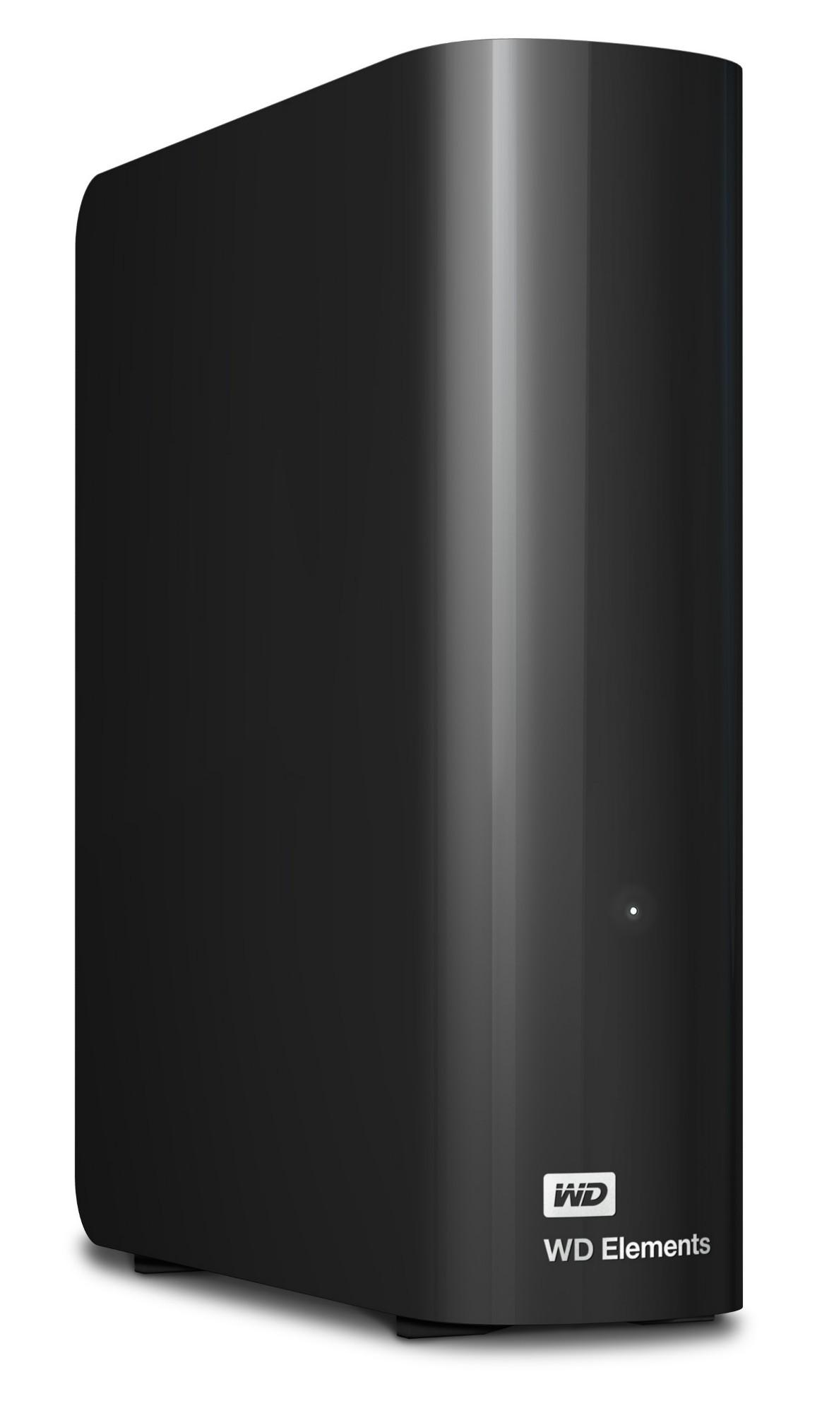 Western Digital WD Elements Desktop 2000GB Black external hard drive