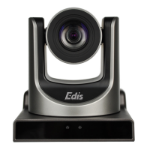 "EDIS V60CLN video conferencing camera 2.07 MP Black, Silver 1920 x 1080 pixels 60 fps CMOS 25.4 / 2.8 mm (1 / 2.8"")"