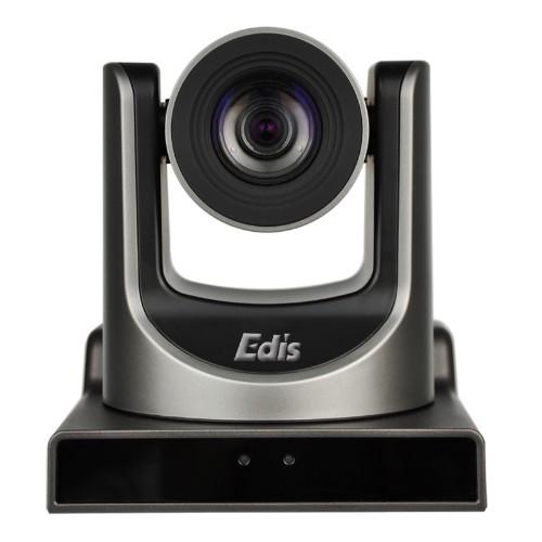 EDIS V60CLN video conferencing camera 2.07 MP Black, Silver 1920 x 1080 pixels 60 fps CMOS 25.4 / 2.8 mm (1 / 2.8