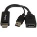 StarTech.com Conversor HDMI a DisplayPort - 4K