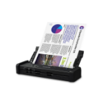 Epson WorkForce ES-200 ADF scanner 600 x 600DPI A4 Negro dir