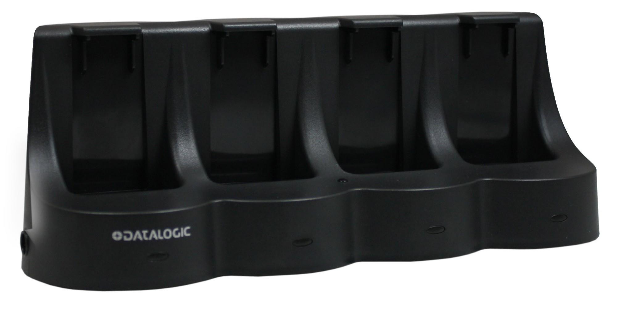 Datalogic 94A151123 cargador de dispositivo móvil Interior Negro