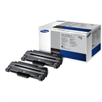 Samsung MLT-P1052A/ELS (1052) Toner black, 2.5K pages @ 5% coverage, Pack qty 2