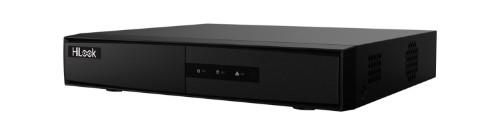 HiLook NVR-104MH-D/4P network video recorder 1U Black