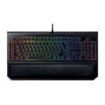 Razer BlackWidow Chroma V2 keyboard USB QWERTY English Black