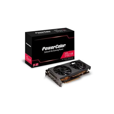 PowerColor AMD Radeon RX 5700 XT OC 8GB Dual Fan Graphics Card