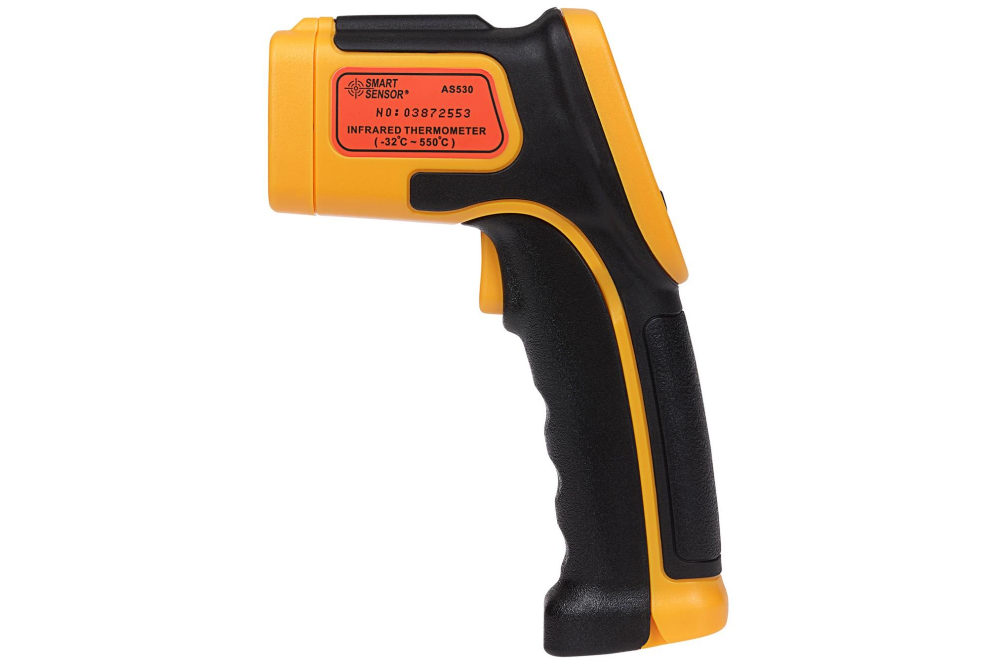 Sentient Sensor Infrared Thermometer -32C-550C