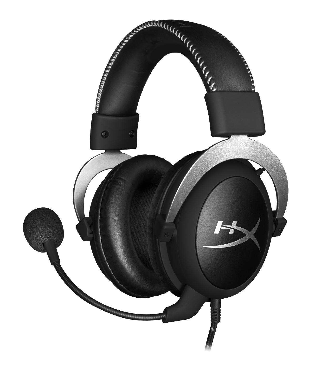 HyperX Cloud Pro Headset Head-band Black,Silver