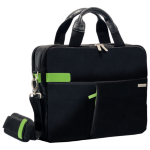 "Leitz Smart Traveller 13.3"" Briefcase Black"