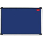 Nobo EuroPlus Felt Noticeboard Blue 900x600mm