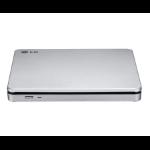LG GP70NS50 DVD-RW Silver optical disc drive