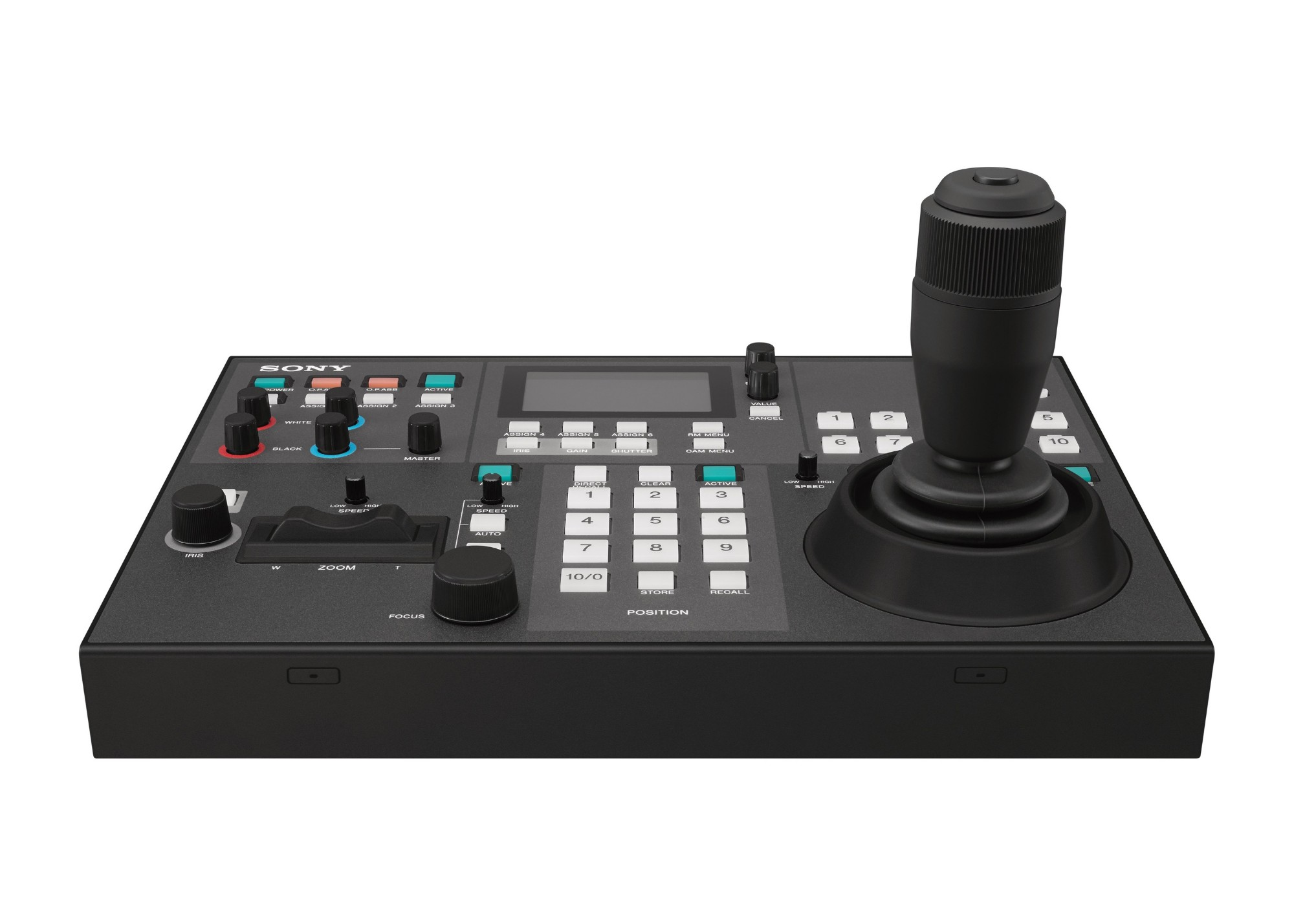 Sony RM-IP500 remote control Wired