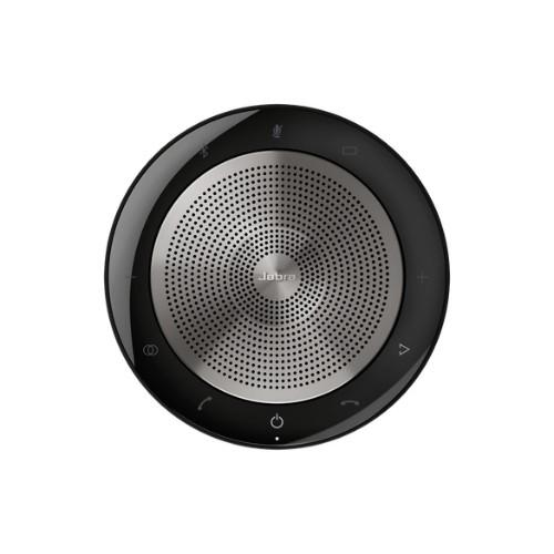 Jabra Speak 750 UC speakerphone Universal USB/Bluetooth Black, Silver