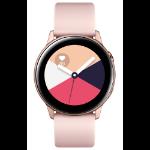 "Samsung Galaxy Watch Active 2.79 cm (1.1"") 40 mm SAMOLED Rose gold GPS (satellite)"