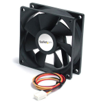 StarTech.com 60x20mm Replacement Ball Bearing Computer Case Fan w/ TX3 ConnectorZZZZZ], FAN6X2TX3