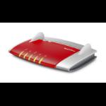 AVM FRITZ!Box 3390, DE wireless router Dual-band (2.4 GHz / 5 GHz) Gigabit Ethernet 3G Grey, Red