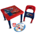 Disney Cars Activity Table with 35 Piece Accessory Pack (CDIC016)