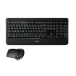 Logitech MX800 RF Wireless QWERTY US International Black