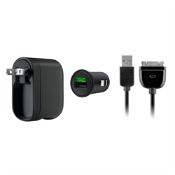 Belkin Micro Wall Charger for iPad iPhone and iPod