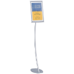 QUARTET DESIGNER SIGN STAND