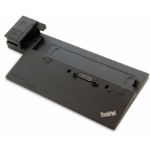 Lenovo 40A10090IT notebook dock/port replicator Black