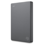 Seagate Basic externe harde schijf 5000 GB Zilver