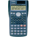 Casio FX-300MS Desktop Printing calculator Blue