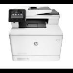 HP LaserJet Pro M477fdn Laser 600 x 600 DPI 27 ppm A4
