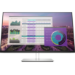"HP EliteDisplay E324q 80 cm (31.5"") 2560 x 1440 Pixels Quad HD LED Flat Zwart, Zilver"