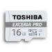 Toshiba THN-M401S0160E2 16GB MicroSD NAND Class 10 memory card