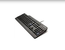 Lenovo 4X30E51014 keyboard USB QWERTZ German Black