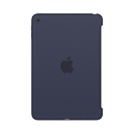 Apple iPad mini 4 Silicone Case - Midnight Blue