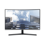 "Samsung LC27H800FCU LED display 68.6 cm (27"") 1920 x 1080 pixels Full HD Curved Black"