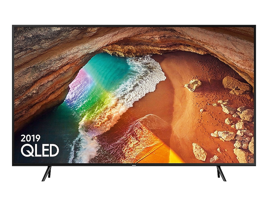 "Samsung QE75Q60RAT 190.5 cm (75"") 4K Ultra HD Smart TV Black"