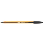BIC 872731 ballpoint pen Black Stick ballpoint pen Fine 50 pc(s)