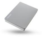 Toshiba Canvio Flex external hard drive 4000 GB Silver HDTX140ESCCA