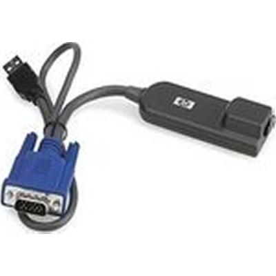 Hewlett Packard Enterprise JD535A USB Rj-45 Black