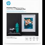 HP Premium Plus Glossy Photo Paper-25 sht/Letter/8.5 x 11 in
