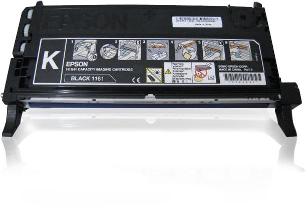 Epson C13S051161 (1161) Toner black, 8K pages