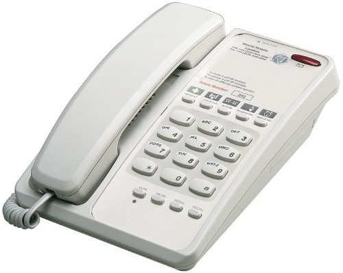 Interquartz 9281FH05 telephone Grey