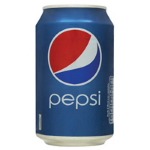 Pepsi 330ml Cans (Pack 24) DD