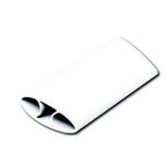 Fellowes I-Spire Series Flex Wrist Rocker (White)